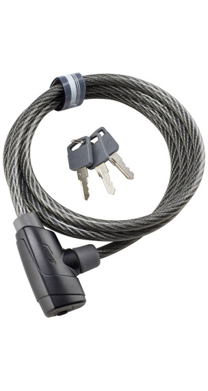 BBB PowerSafe BBL-31 - Candado de cable - Ø8mm negro